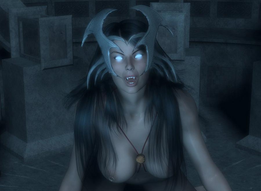 Free fantasy monster porn